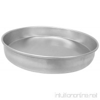 Allied Metal CP17X2 Hard Aluminum Pizza/Cake Pan Straight Sided 17 by 2-Inch - B00APFJJKM