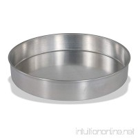Crestware Commercial 12 x 2 Round Aluminum Cake Pan  Package of 6 - B00DI40QFO