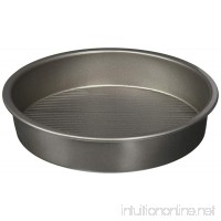 Sweet Creations Bake Perfect Round Cake Pan 9 Silver - B01B83ZPX4