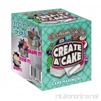Create a Cake Shapeable Cake Pan Fun for All Ages Cake Decorating - B00MI1GIQO
