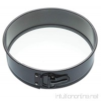 "Cooking Marvellous Springform Cake Tin 25cm 10"" with Glass Base - B002AT7Q0Q"