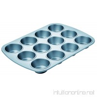 Chicago Metallic Betterbake Non-Stick 12-Cup Regular Muffin Pan - B003YKGQN8