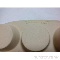 Pampered Chef Family Heritage Stoneware Muffin Pan - B000MT8B9Q