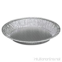 HFA 30535 Aluminum Pie Pan Dimensions: 9 5/8-Inch Top out  8 ¾-Inch Top in  7-Inch Bottom (Case of 200) - B004NG8QWG
