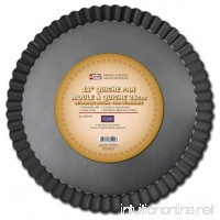 Al-De-Chef Non Stick 11 Quiche Pan - Removeable Bottom - B00N4F696M