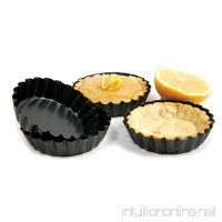 Norpro 3963 Non-Stick Tartlet Pans  Set of 4 - B00113GLR6