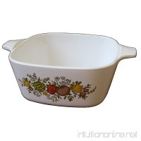Corning Ware Spice of Life Petite Pan / No Lid ( 2 3/4 Cup ) ( P-43-B ) - B00L3TV9NO