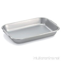 Vollrath 61250 4-3/4 Quart Stainless Steel Bake and Roast Pan - B002E0AEVO