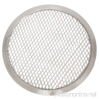 Thunder Group ALPZ09 Seamless-Rim Aluminum Pizza Screen  9 Inch - B002KE5O7S