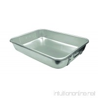 "Update International (ARP-1824) 18"" x 24"" Aluminum Strapped Roasting Pan w/Handles - B003SSX5A8"