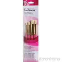 Princeton Artist Brush  Set 9180 4-Pc Natural Bristle - B003NS0FZG