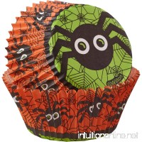 Wilton Spider Cupcake Liners  75-Count - B01I3ER39A