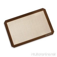 "Professional Silicone Baking Mat by Real Simple®   16.6"" L x 11"" W  Dishwasher safe - B01IAH8ZGU"