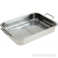 Prime Pacific Stainless Steel Roasting/Lasagna Pan - B002GYW98E