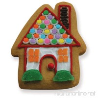 Ann Clark Gingerbread House Cookie Cutter - 3.5 Inches - Tin Plated Steel - B00KJ8HK92