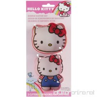 Wilton Hello Kitty 2-Piece Cookie Cutter Set - B0056IICFQ