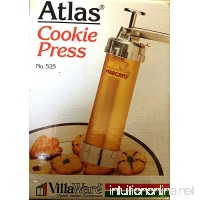 Atlas/Villaware Cookie 525 Press with 20 Disks - B00CRNE6XU