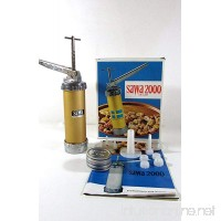 Vintage Sawa 2000 Deluxe Sweden Cookie Press Complete - B00SLIRQQ4