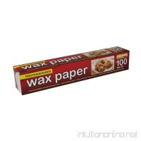 Kitchen Collection Microwaveable Wax paper - 08274 - B01MV7LWQW
