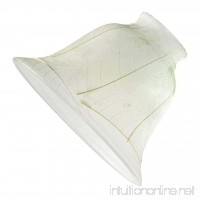 "Westinghouse 8136500 2-1/4"" Parchment Leaf Lamp Shade - B00KZZG01I"