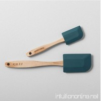 Spatula Set of 2 - Teal - Hearth & Hand with Magnolia By Chip and Joanna Gaines - Magnolia Market - Fixer Upper - B07C73WPRN