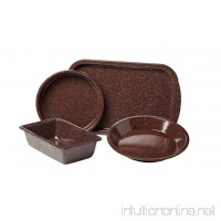 Granite Ware Better Browning Bakeware Set  4-Piece  Brown - B00GJ8ZUTS