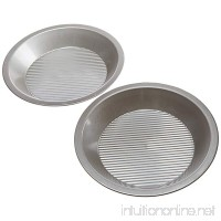 USA Pan Bakeware Aluminized Steel Set of 2  Made in the USA - B002TXZLWS