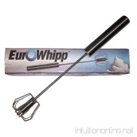EuroWhipp Whisks Creams and Froths in Seconds - B00THP8SSK