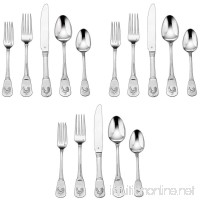 3-Pack of 20-Piece Flatware Set French Rooster (CFE-01-FR20) - B01M0SLFLK
