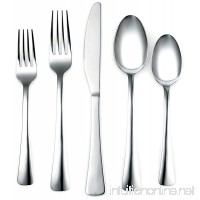 Corelle Coordinates Naomi Mirror 20-Piece Flatware Set  Service for 4 - B00T7F7C32