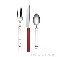 Corelle Splendor 12 Piece Flatware Set - B01537P5ZO