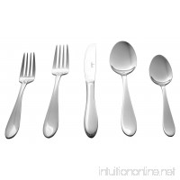Culina Lorena 20pcs Flatware for 4  18/10 Stainless Steel Silverware Mirror Finish - B00R58LUYK