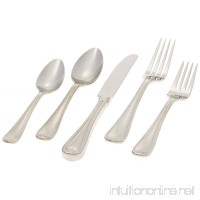 Lenox Vintage Jewel Stainless Flatware 5 Piece Place Setting - B0000B2YZV