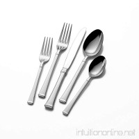 Mikasa GF139-599 Stanton 5-Piece 18/10 Stainless Steel Place Setting Flatware Set  Service for 1 - B0000BVLNB