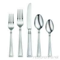 Oneida Butler 45-Piece Flatware Set Service for 8 - B01J4W06IU