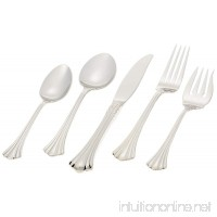 Reed & Barton 1800 18/10 Stainless Steel 5-Piece Place Setting Service for 1 - B0000B1Z7F