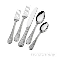 Towle Living Palm Breeze 20-Piece Flatware Set - B00CHWV1VG