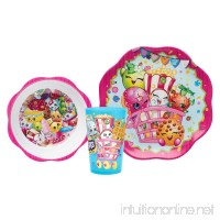 Shopkins Mealtime Set - B01E866474