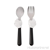 The First Years Mickey Mouse Hands Flatware - B079697HF7