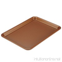 Ayesha Curry 46998 Nonstick Bakeware Cookie Pan Copper - B07B1ZDFMV