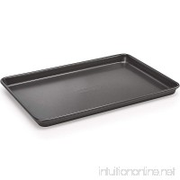 BLACK+DECKER 83388 Commercial Nonstick Cookie Sheet  Medium  Gray - B01MD1ZKY7