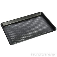 Chicago Metallic Professional Perforated Cookie/Jelly-Roll Pan  14.75-Inch-by-9.75-Inch - B0130O7WKI