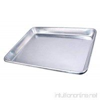 New Star Foodservice 36688 Extra Heavy 12-Gauge Aluminum Open Bead Sheet Pan  18 x 26 x 1 inch (Full Size) - B009LA0XTI