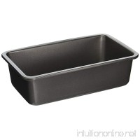Sweet Creations Bake Perfect Loaf Pan  9 x 5  Silver - B019NHR6OS