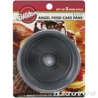 Mini Angel Food Cake Pans 2/Pkg-Round 4.5X2 - B003THMGOY